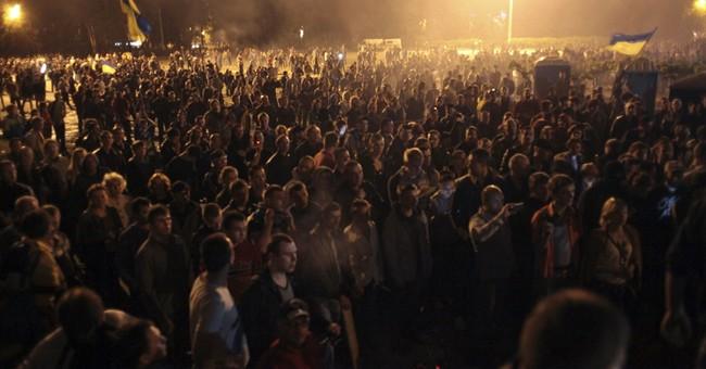 Ukrainian unrest spreads; dozens dead in Odessa