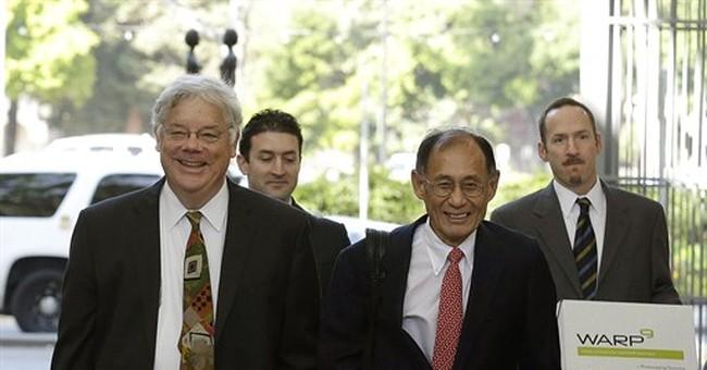 Jury says Samsung infringed Apple patents