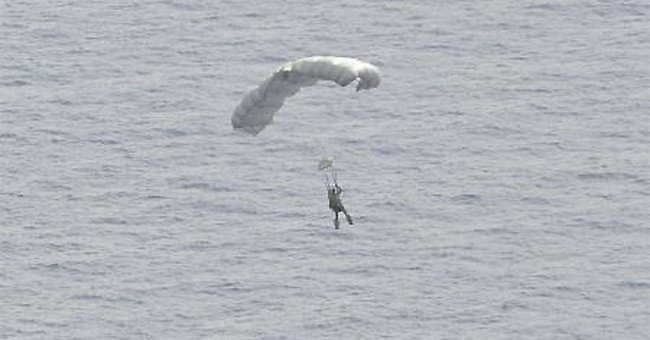 Chinese fishermen airlifted to San Diego burn unit