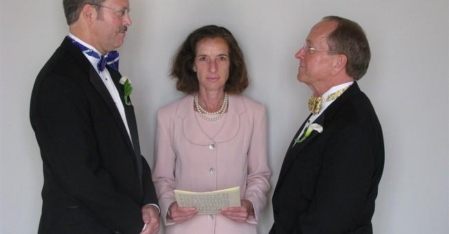 1st openly gay Episcopal bishop to divorce husband