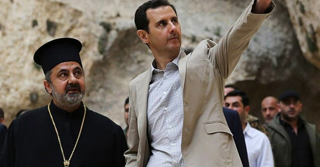 Syria opens presidential campaign as war rages on