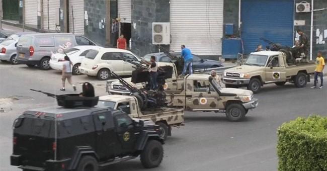 Renegade Libyan general says parliament suspended