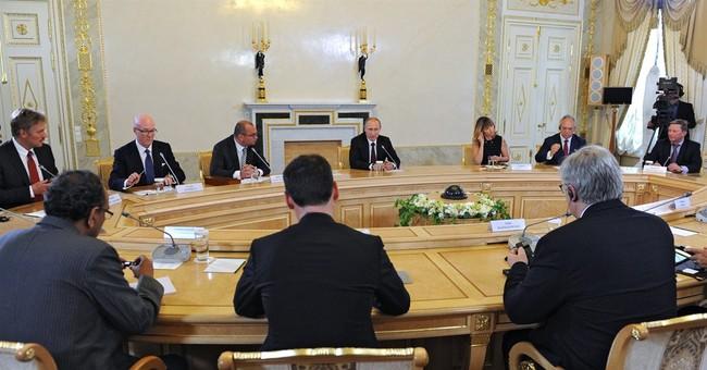 Putin: West ignores Russia's interests in Ukraine