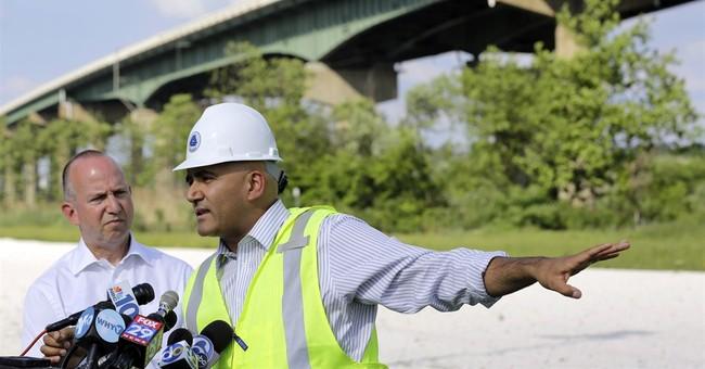 Businessman: I reported bridge problems in April
