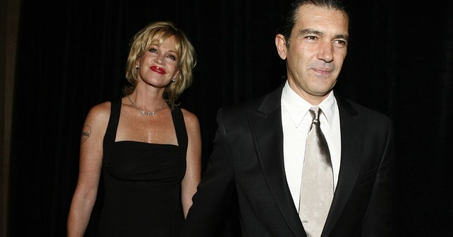 Melanie Griffith files to divorce Antonio Banderas