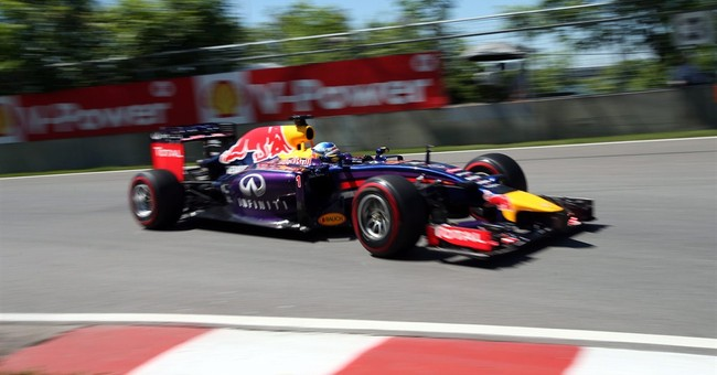 Ricciardo wins Formula 1 Canadian Grand Prix