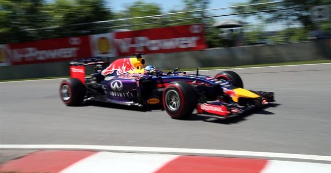 Ricciardo wins Formula 1 Canadian Grand Prix