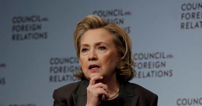 Clinton defends initial resistance to gay marriage