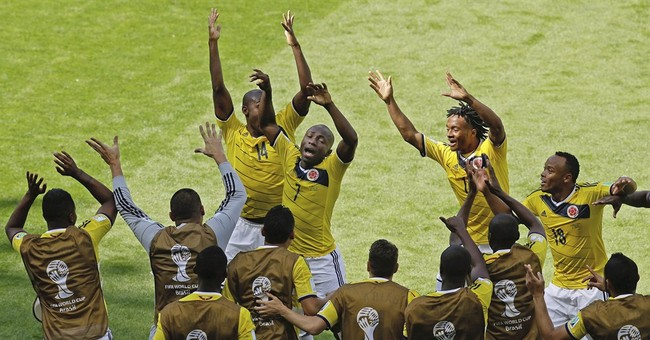 Costa Rica upsets Uruguay at World Cup