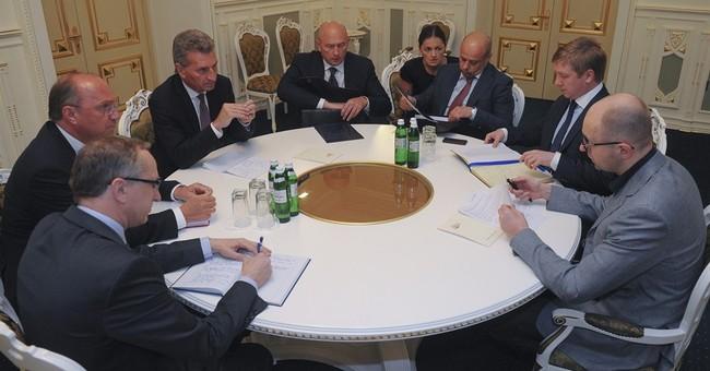 Ukraine gas dispute unclear as deadline approaches