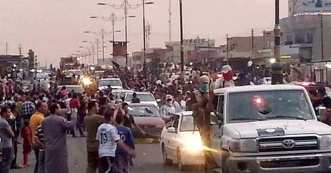 Only days after Mosul fell, Iraqis start returning