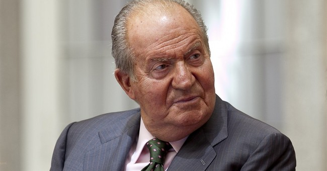 Spain prepares legal cover for king in retirement