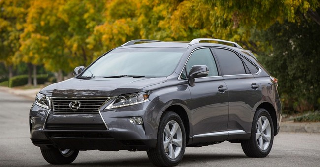 2015 Lexus RX: Luxury SUV doesn't miss a beat