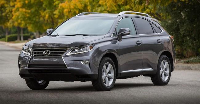 2015 Lexus RX: Luxury SUV doesn't miss a beat