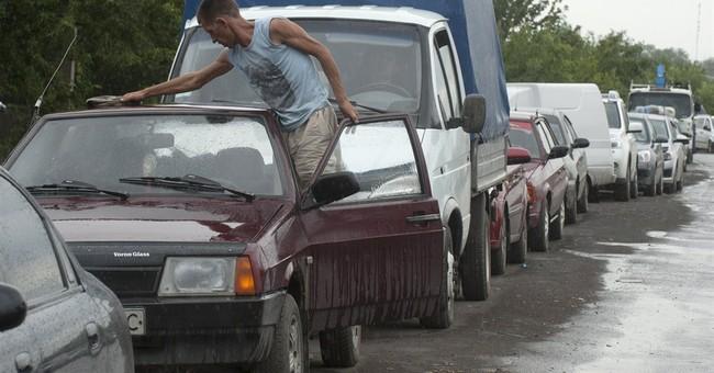 Ukraine orders 1-week government cease-fire