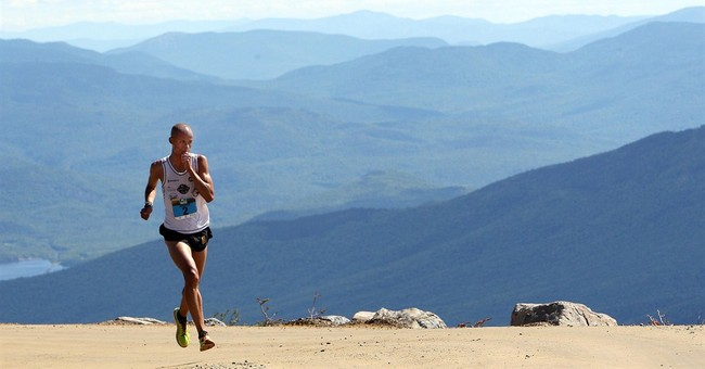 New Hampshire run is just 1 hill, but it's a doozy