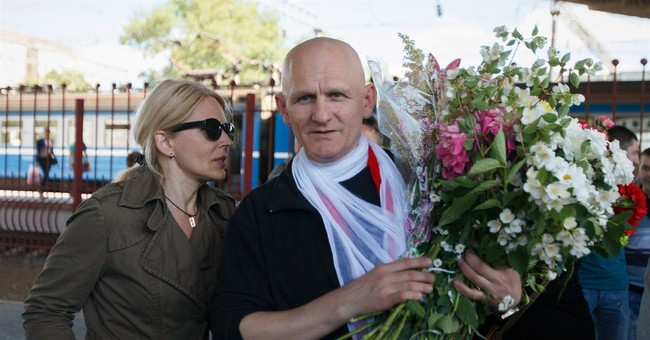 Belarus rights chief freed from jail after 3 years