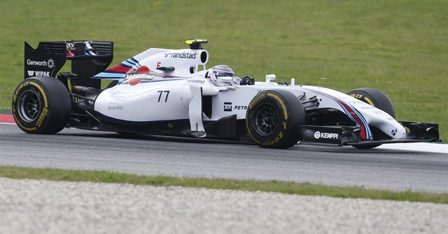 Williams' Massa takes pole for Austrian GP