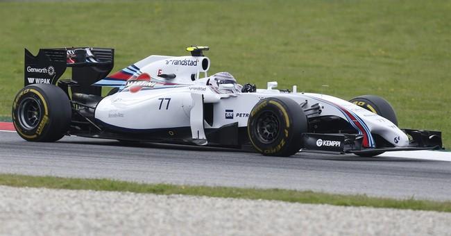 Williams' Massa takes pole for Austrian GP