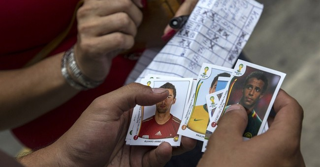 World Cup stickers sweep soccer-agnostic Venezuela