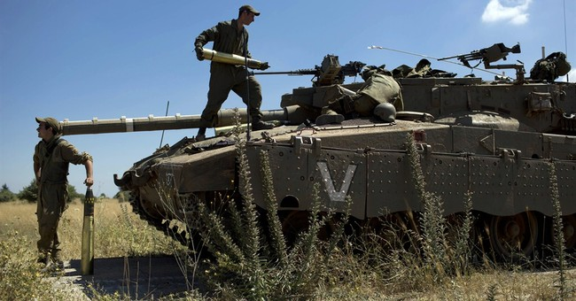 Israeli military carries out airstrikes in Syria