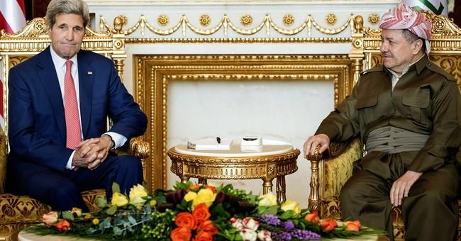 Kurdish leader cites 'new reality' in Iraq