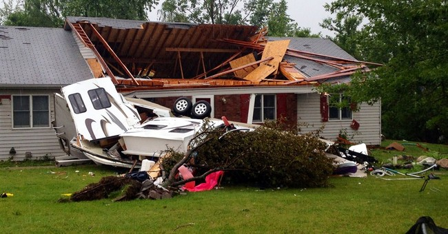 Thunderstorms cause flooding, downed lines, deaths