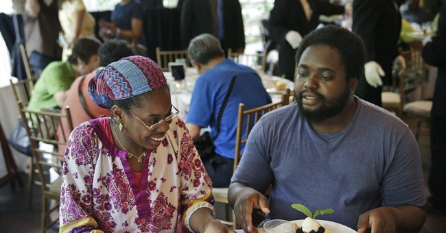 Fancy freebies: Tycoon treats homeless to lunch