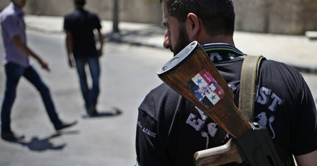 Obama seeks $500M to train, equip Syrian rebels