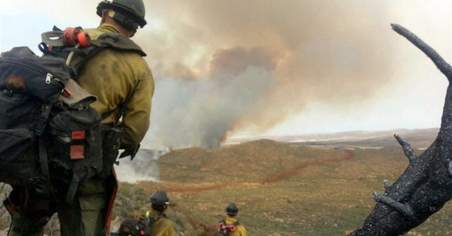 Arizona pauses to remember 19 fallen firefighters