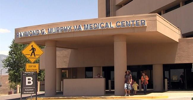 Veteran dies waiting for ambulance in VA hospital