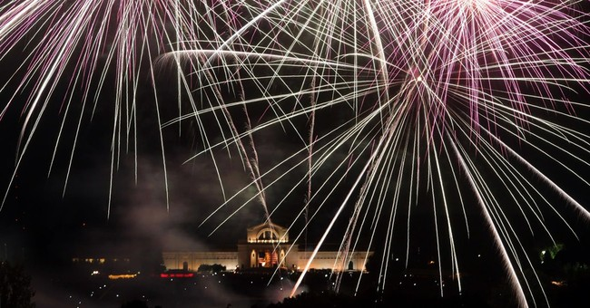 Fireworks, hot dogs, hurricane help mark July 4th