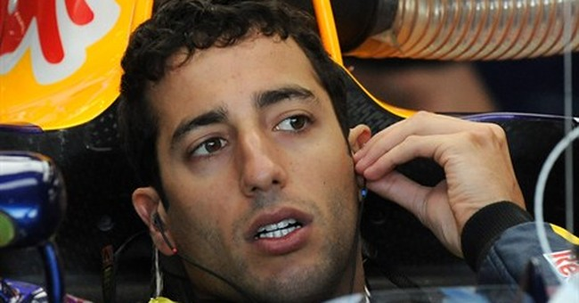 Ricciardo cheers Red Bull recovery