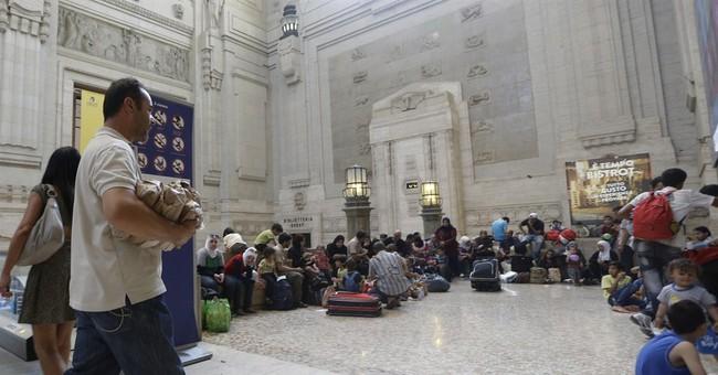 Italy not fingerprinting many migrants despite law