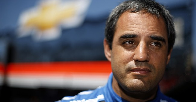 Montoya heats up for Penske as IndyCar hits Pocono