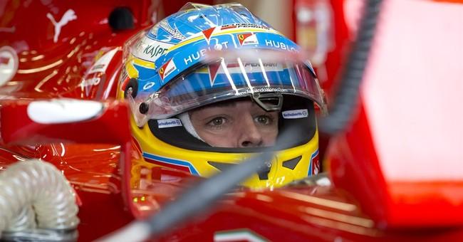 Alonso questions Ferrari tactics at British GP