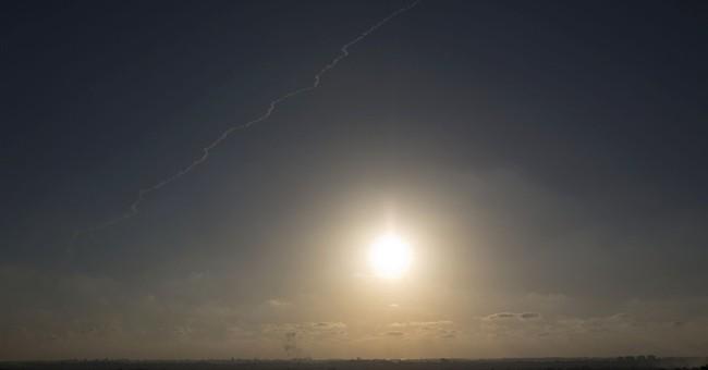 Rockets hit Israeli heartland as offensive begins