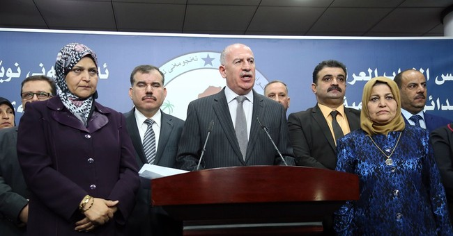 Iraq parliament postpones decision on new leaders