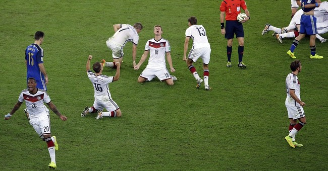 Germany wins terrifically entertaining World Cup