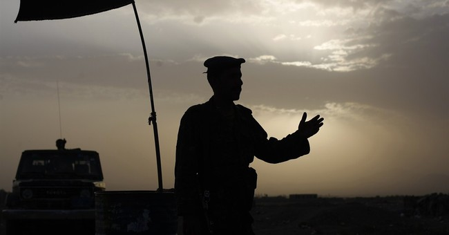 Yemen's president fires 2 senior army commanders