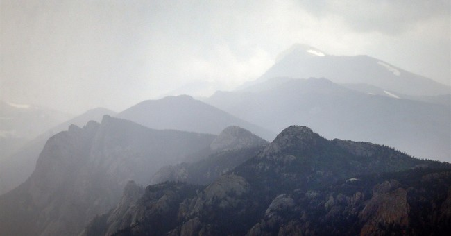 Lightning safety tips for mountain visitors