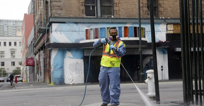 California approves fines for water-wasters