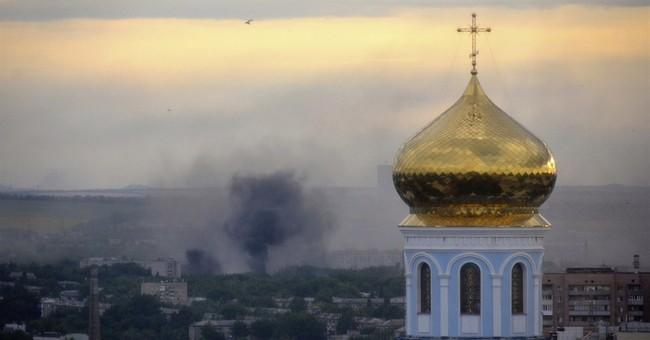 Biden to Ukraine: US, Europe weighing Russia costs