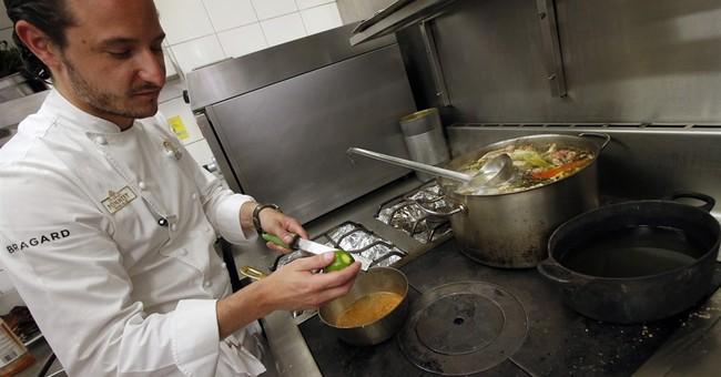 France battles against bad restaurant food