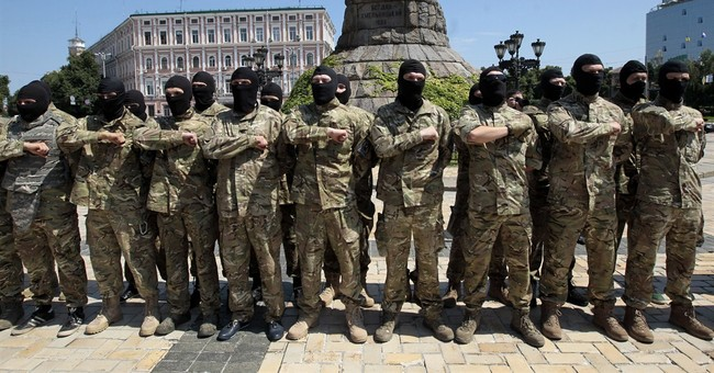Urban warfare feared in Ukraine fighting