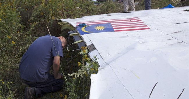 40 bodies from jet solemnly returned to Dutch soil