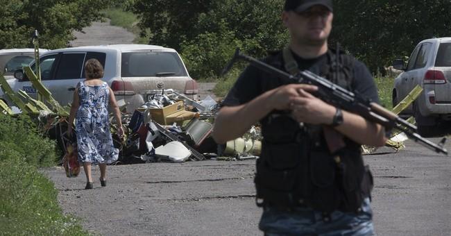 US: Russia is firing across border into Ukraine