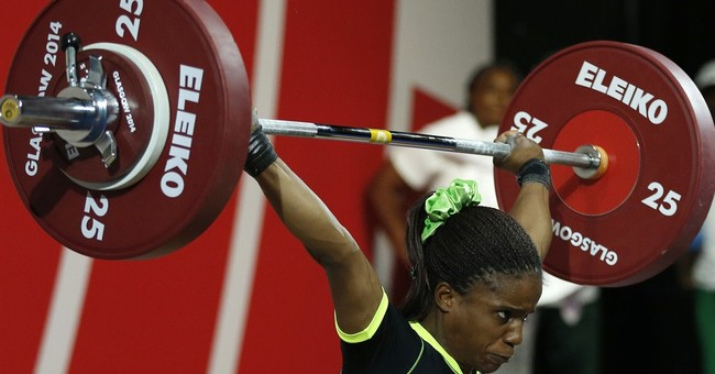 16-year-old Nigerian weightlifter fails drug test