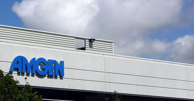 Biotech drugmaker Amgen laying off at least 2,400