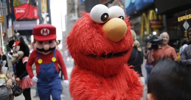 Ticket me Elmo: NYC weighs street character law